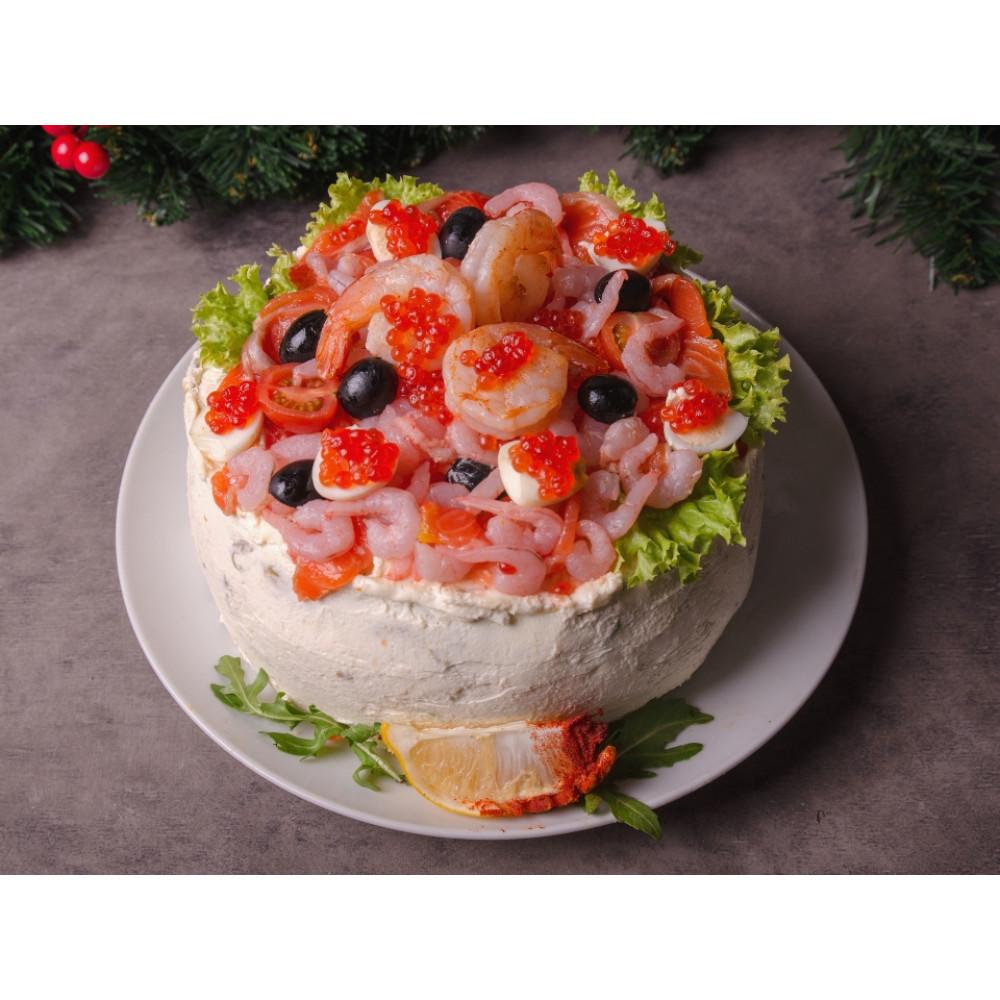 Торт закусочный ПОСЕЙДОН
