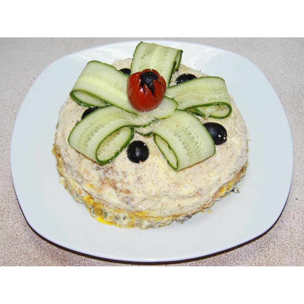 Торт закусочный ЗНАТНЫЙ