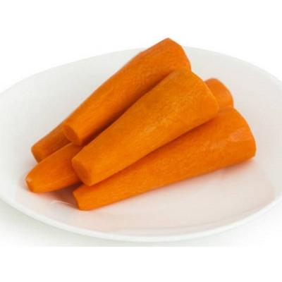 Морковь отварная очищенная