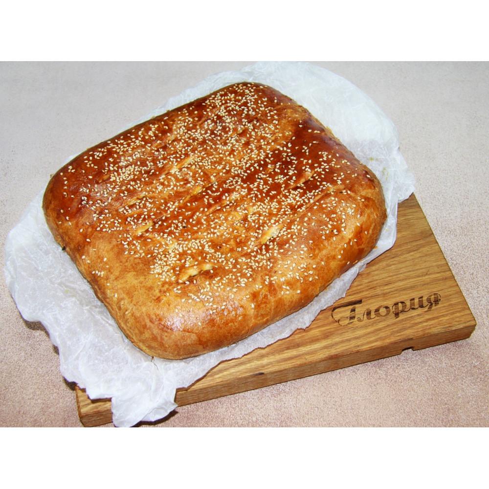 Пирог ЧАК РОЛЛ с мраморной говядиной