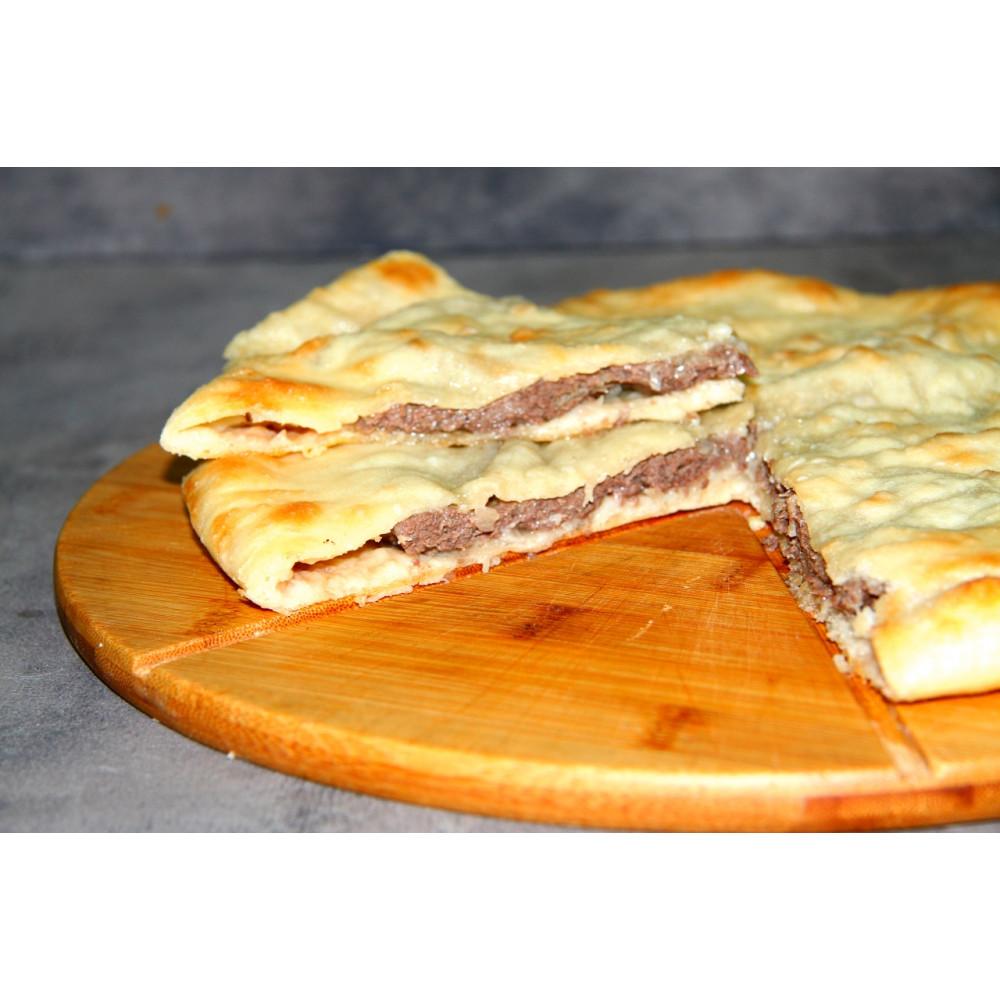 Пирог ОСЕТИНСКИЙ с мраморной говядиной и сыром