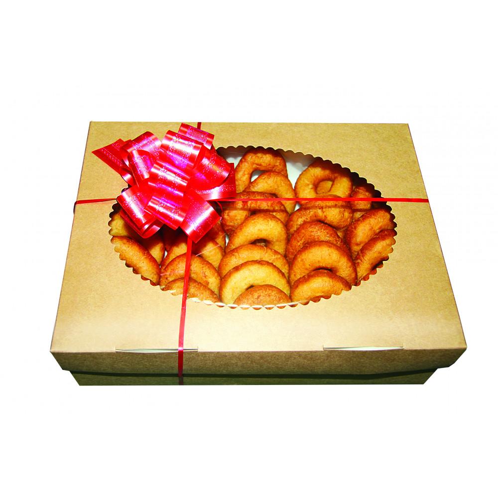 Пончики СОЛНЫШКО в подарочной упаковке