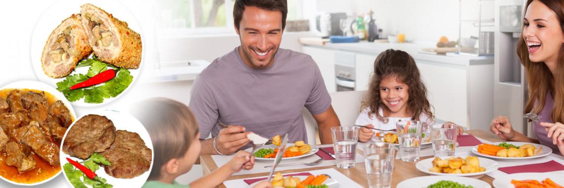 Семейное питание